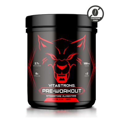 VITASTRONG PRE-WORKOUT...